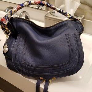 Chloe Marcie Hobo Handbag